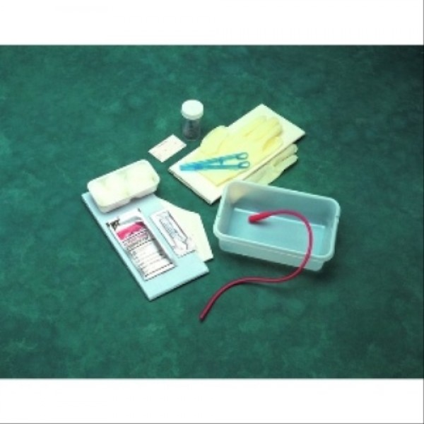 Kendall  Dover  Intermittent Catheter Tray - Sterile