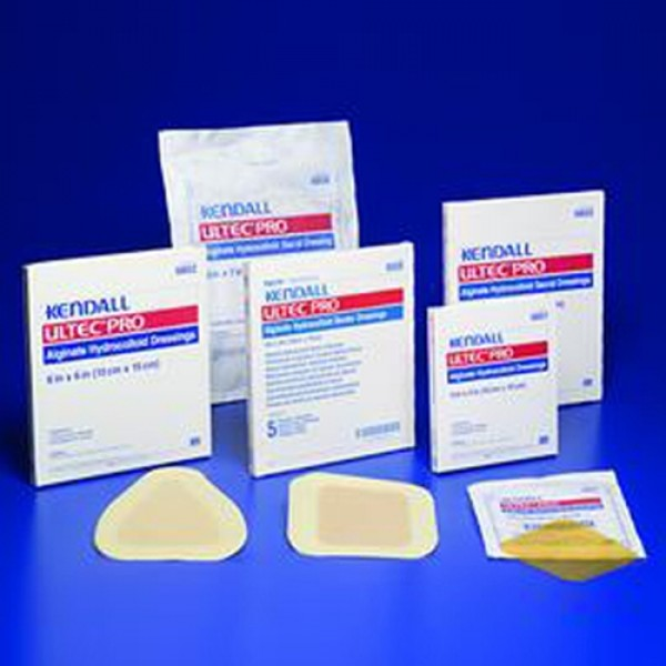 Kendall Ultec Pro Alginate Hydrocolloid Dressings