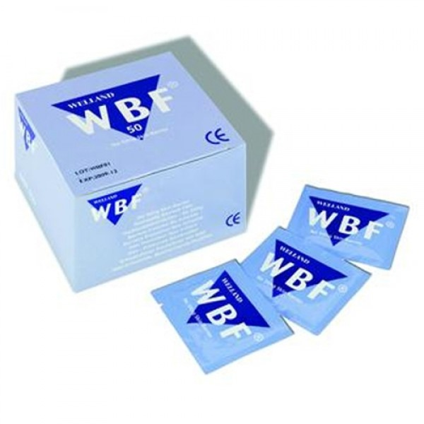 Montreal Ostomy No Sting Skin Barrier Wipes 3x6 Large