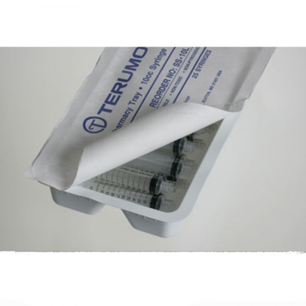 Terumo Luer Lock Syringe Pharmacy Trays