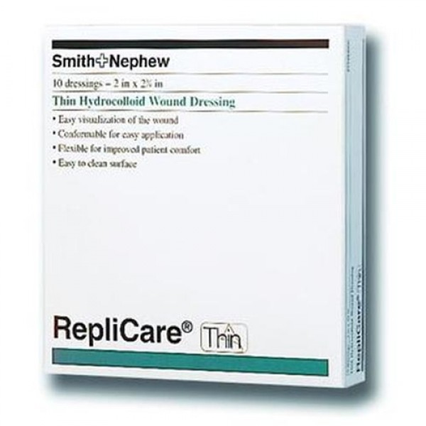 Smith & Nephew RepliCare  Thin Hydrocolloid Dressing