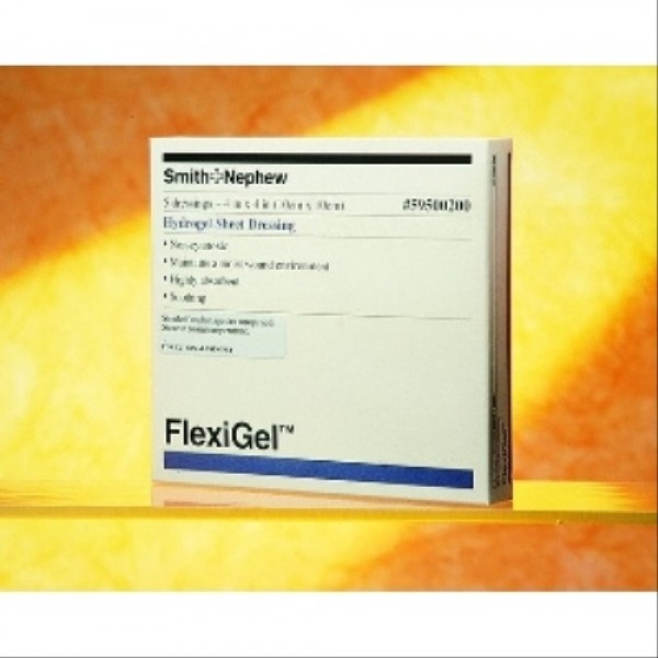 Smith & Nephew  FlexiGel  Hydrogel Sheet Dressing