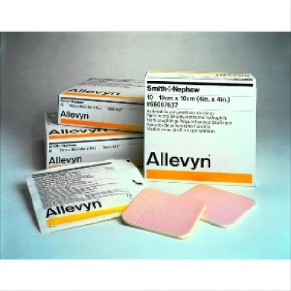 Smith & Nephew  Allevyn  Polyurethane Foam Dressing