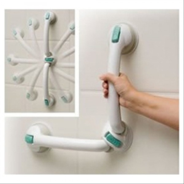 Economy Swivel Suction Cup Grab Bar