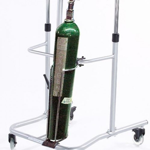 EVA Support Walker Oxygen Tank Holder