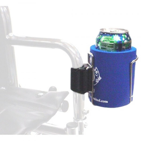 Cage Clip-On Cup Holder for Walker and Wheelchair
