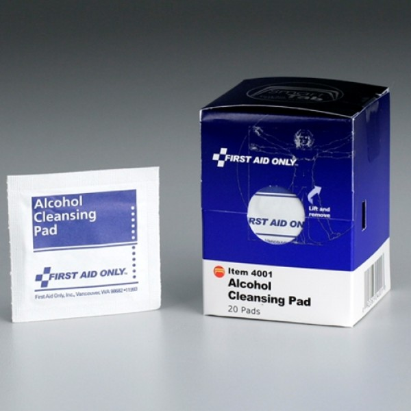 First Aid Only Alcohol Cleansing Pad