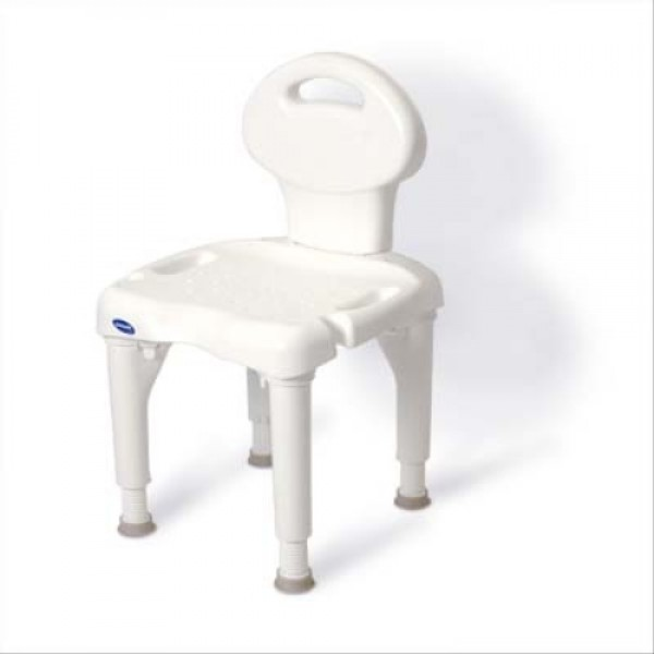 I-Fit Shower Chair with Back