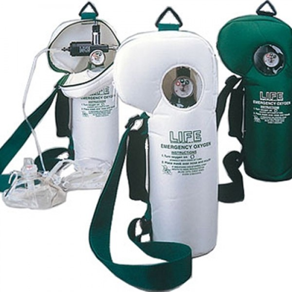 Life O2 SoftPac Emergency Oxygen Unit