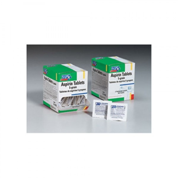 Aspirin 5 Grain H410