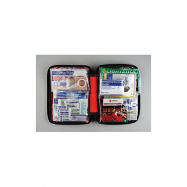 Auto Emergency Preparedness First Aid Kit