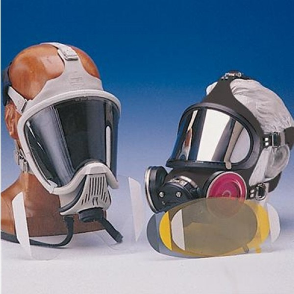 MSA Clear Cover Lens For Ultra Elite  Facepiece