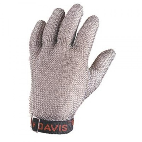 Perfect Fit  Whiting Davis  Chainex  Steel Mesh Cut Resistant Glove