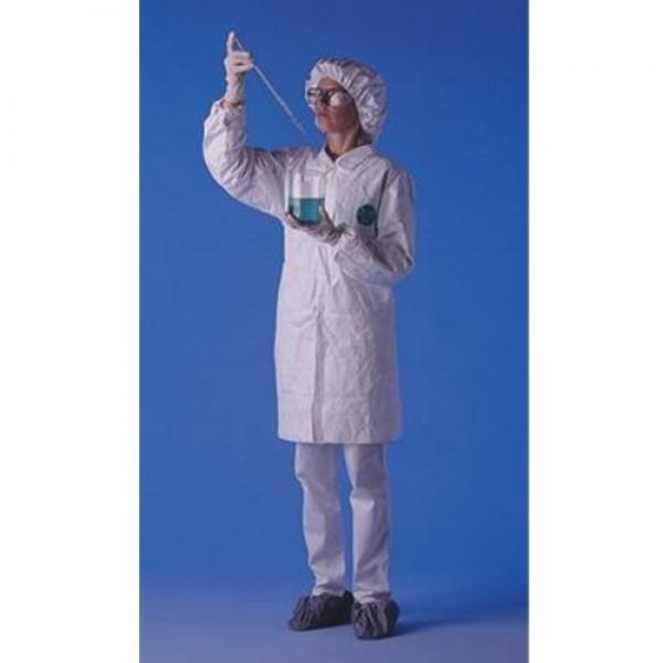 DuPont Tyvek White Lab Coat