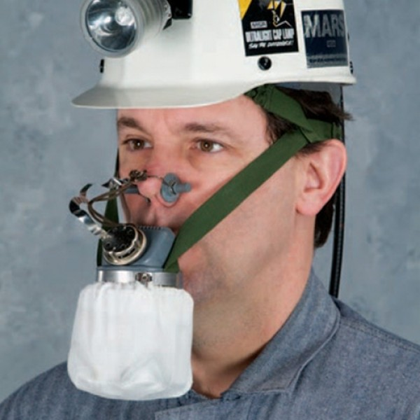 W65 Self Rescuer Respirator With Belt Loop