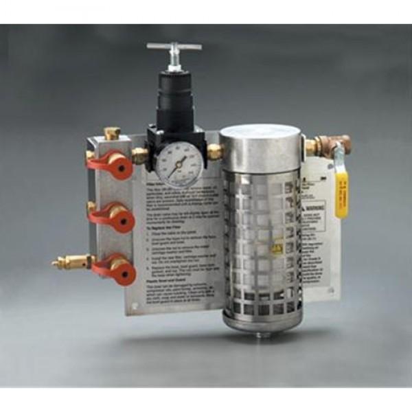 3M  Compressed Air Filter And Regulator Panel