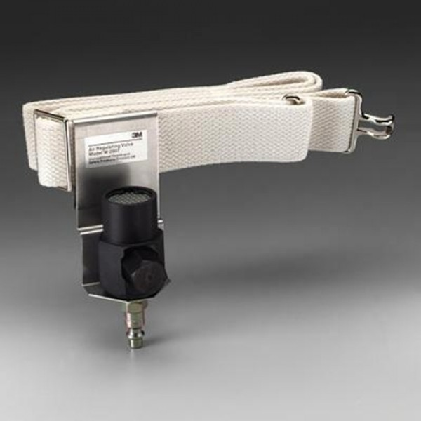 3M Air Regulating Valve Assembly With W2963-Web Belt and W2909-Valve