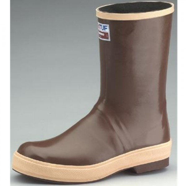 Norcross Servus  Neoprene III 12 Inch Copper Tan Boots