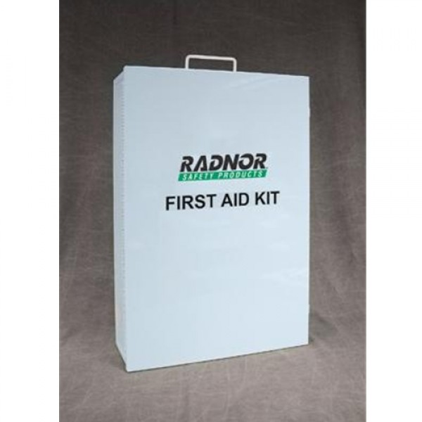 Radnor Empty Industrial First Aid Cabinet