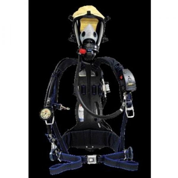 Survivair Panther Hip-Pac  Pressure Demand Supplied Air Respirator