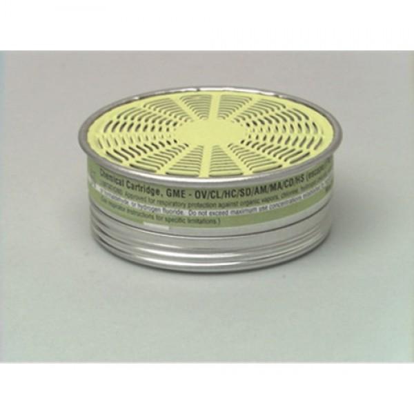 Multigas Cartridge For Comfo And Ultra-Twin Respirators