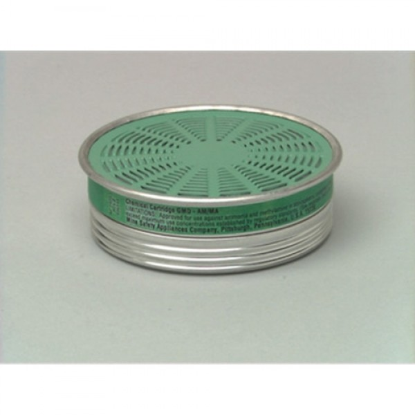 Ammonia/Methylamine Cartridge For Comfo  And Ultra-Twin  Respirators