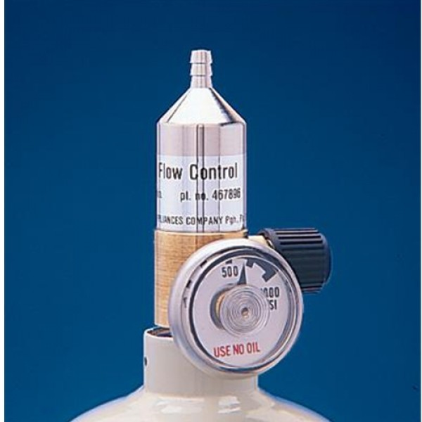 MSA Fixed Flow Regulator For RP Style Calibration Gas Cylinders
