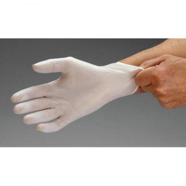 Ansell Dura-Touch  SS Synthetic Powder-Free Disposable Gloves