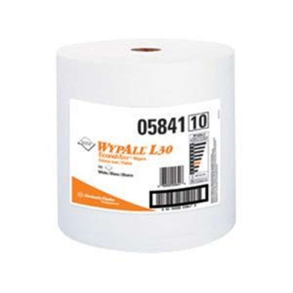Kimberly-Clark  WYPALL  L30 Wipers On Jumbo Roll