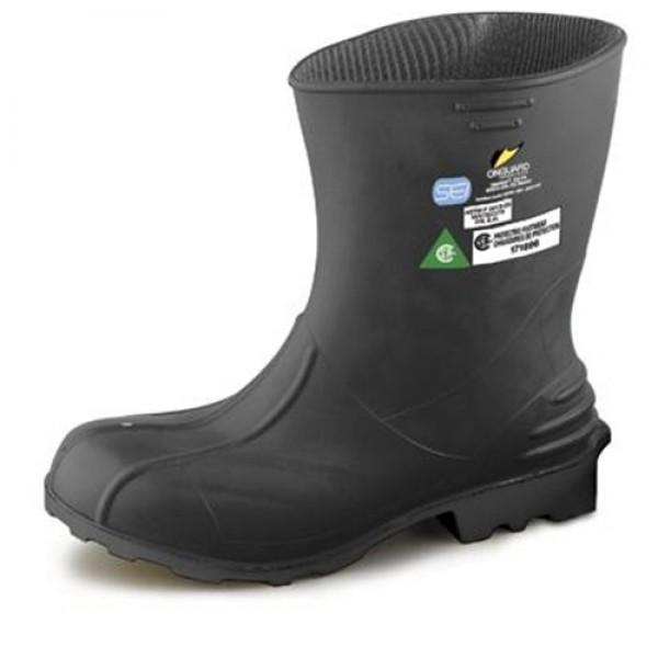 Bata Onguard Hazmax EZ-Fit 007 Steel Toe Boots With Non-Slip Outsole