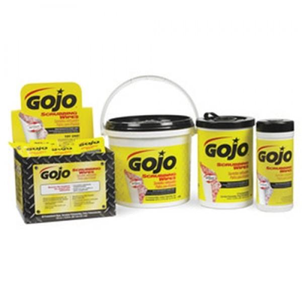GOJO Heavy Duty Scrubbing Wipes