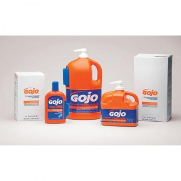 GOJO Orange Smooth Lotion Hand Cleaner