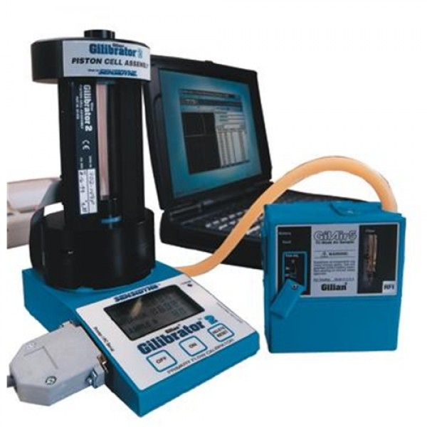 Gilian Gilibrator-2 Diagnostic Calibration Standard Flow Wet Cell Kit