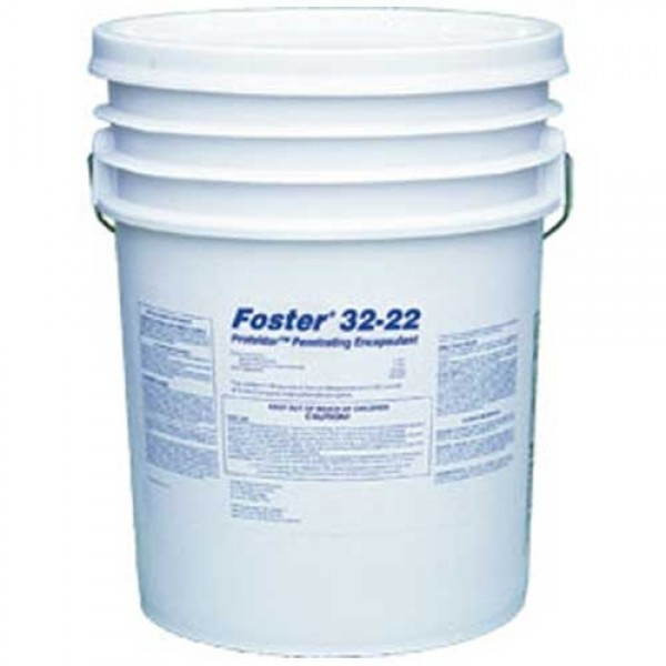 12-5 Gallon Foster Pail Blue PROTEKTOR Encapsulating Coating Sealant