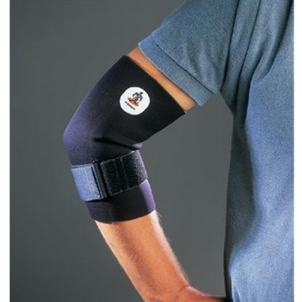 Ergodyne  655 Neoprene Elbow Sleeve With Adjustable Cinch Strap