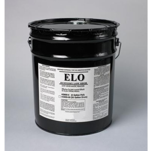 Abatement Technologies  ELO Economy Low Odor Mastic Remover