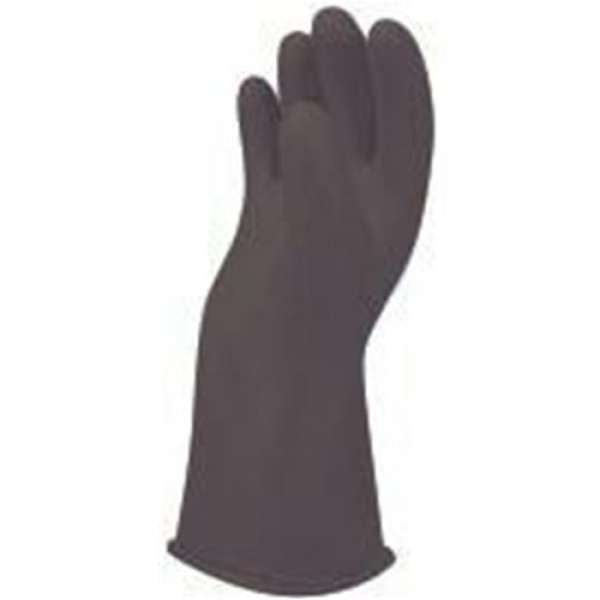 W H Salisbury Natural Rubber Class 00 Linesmens Gloves