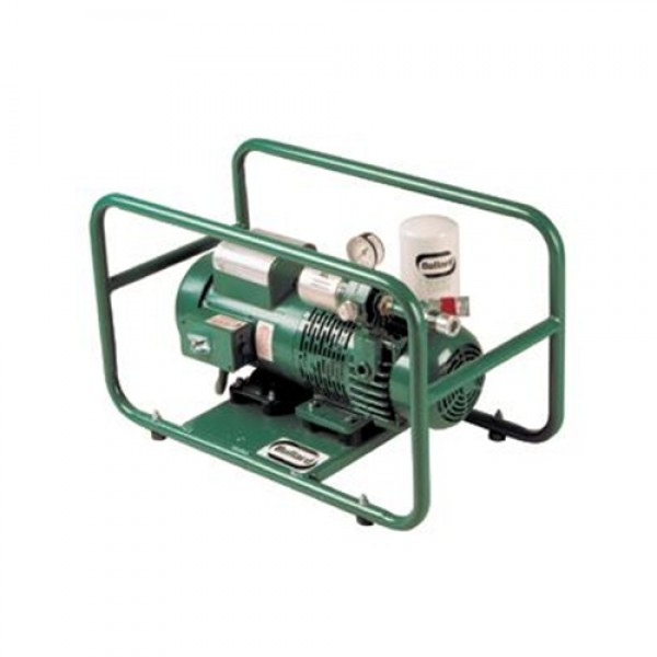 Bullard  Free-Air  2-3 Man Pump Electric Driven Oil-Less