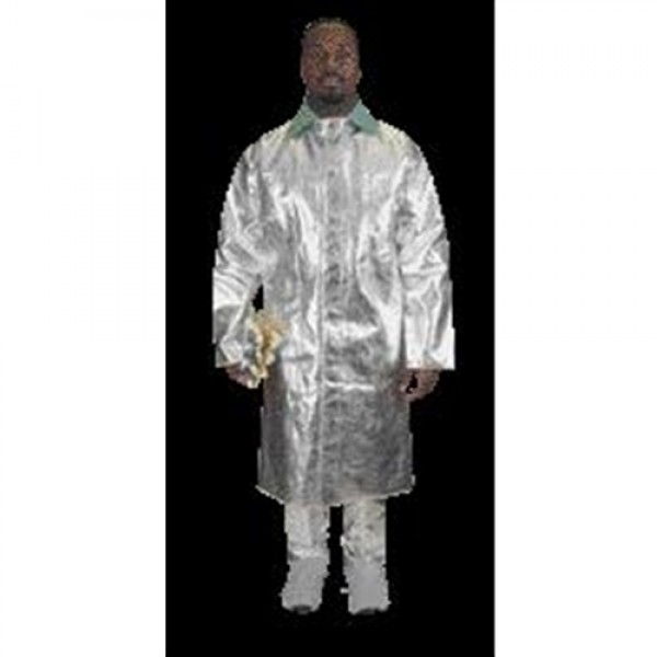 National Safety  Aluminized Norbest 913  Flame Retardant Coat