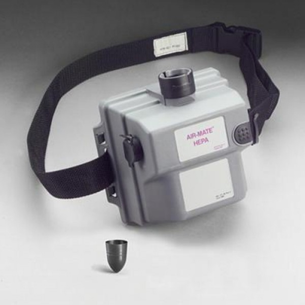 3M  Air-Mate  HEPA Belt-Mounted PAPR System