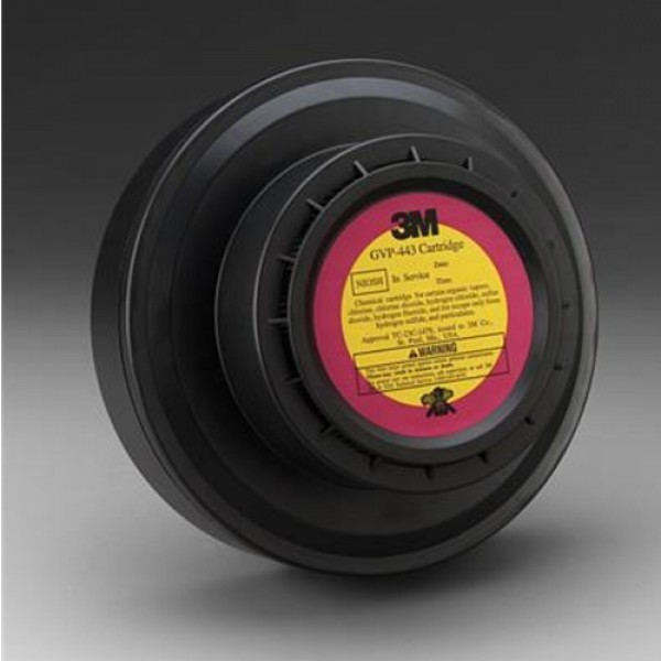 3M High Efficiency Organic Vapor/Acid Gas Cartridge