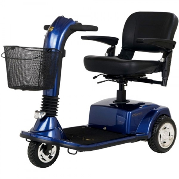 Golden Technologies 3 Wheel Companion Scooter GC340