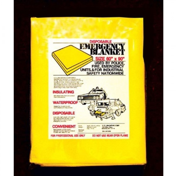 Disposable Emergency Foam Blanket
