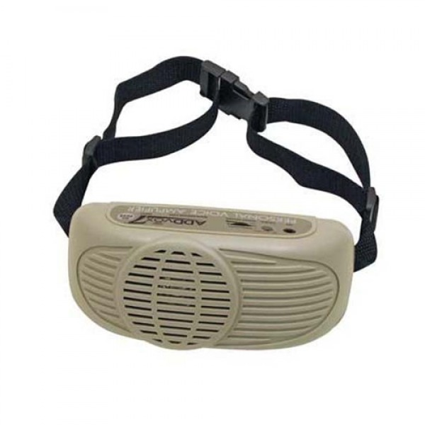 ADDvox 7 Portable Speech Voice Amplifier