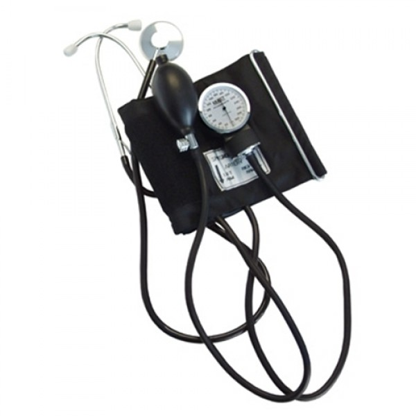 Blood Pressure Cuff and Stethoscope Kit