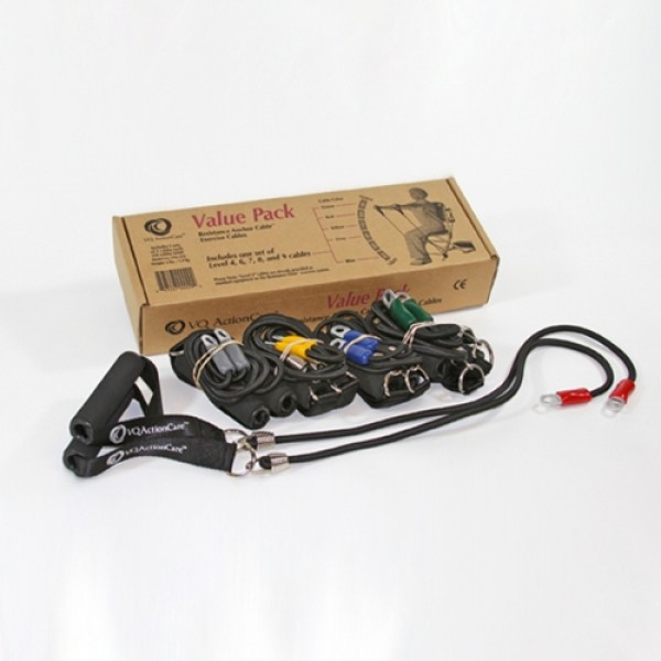 Resistance Chair Anchor Cables Value Pack