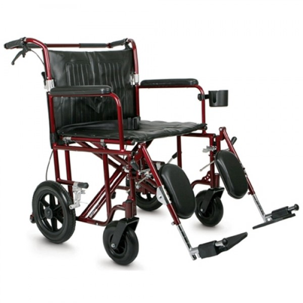 Medline Freedom Plus Bariatric Transport Chair