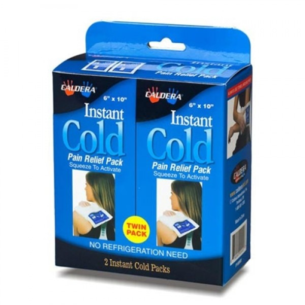 Caldera Instant Cold Twin Pack