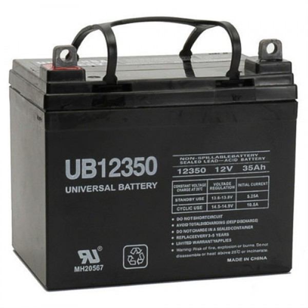 UPG UB12350 SLA 12V 35Ah Group U1 Battery