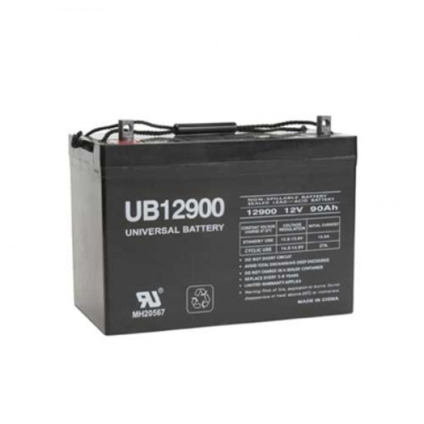 UB12900 Universal 12V SLA Battery Group 29